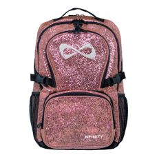 Nfinity Millennial Rose Gold Backpack