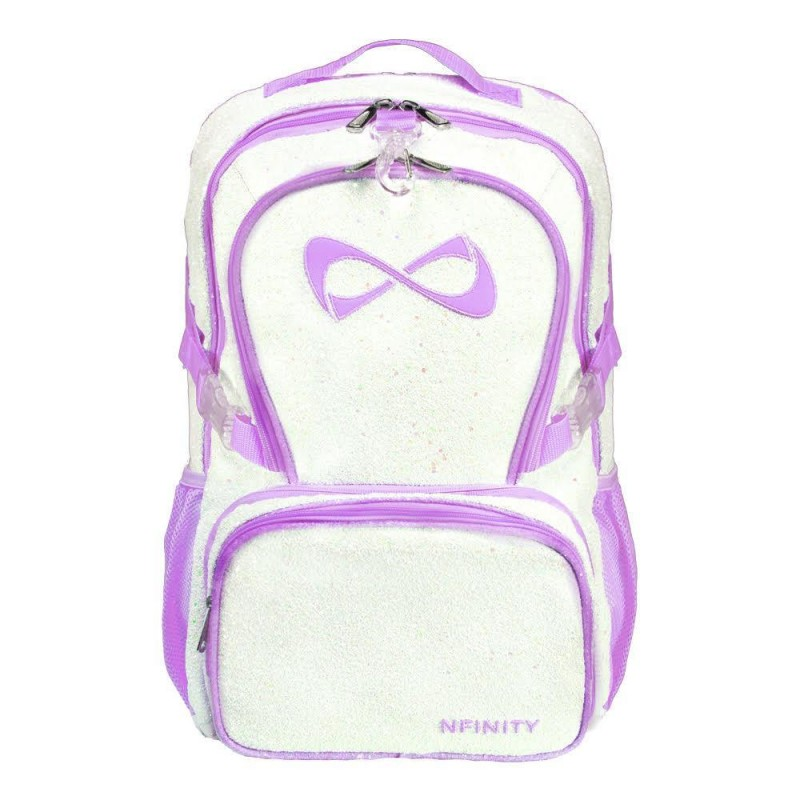 Nfinity Millennial Pearl Lavender Backpack