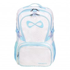 Nfinity Millennial Pearl Light Blue Backpack