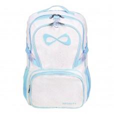 Nfinity Millennial Pearl Light Blue Backpack