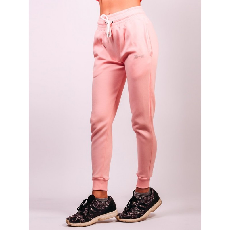 Vanilla Rose Pink Sweatpants