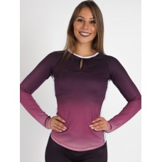 Longshirt Purple Blush