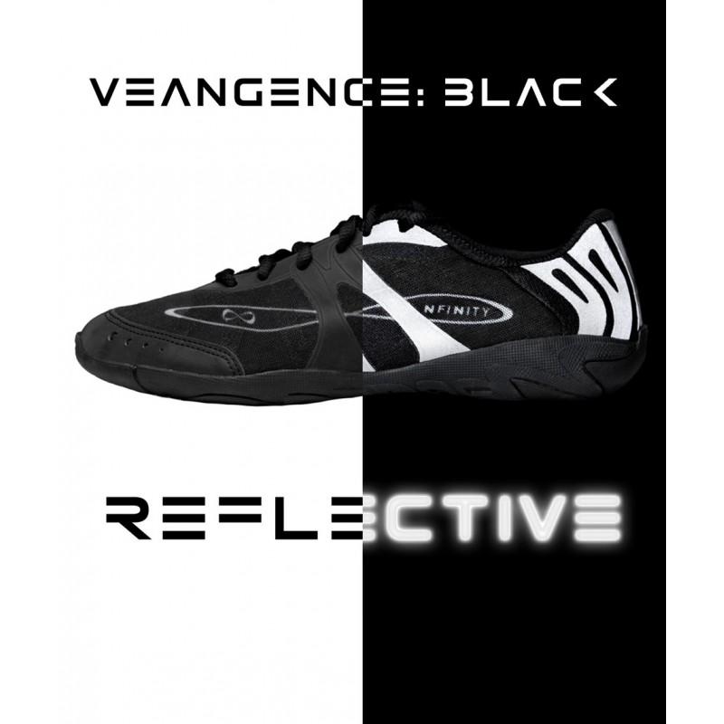 Nfinity Vengeance Black Shoes
