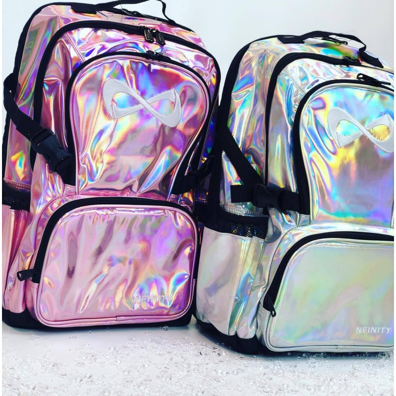 Nfinity Pink Disco Backpack