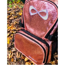 Nfinity Rose Gold Millennial Backpack