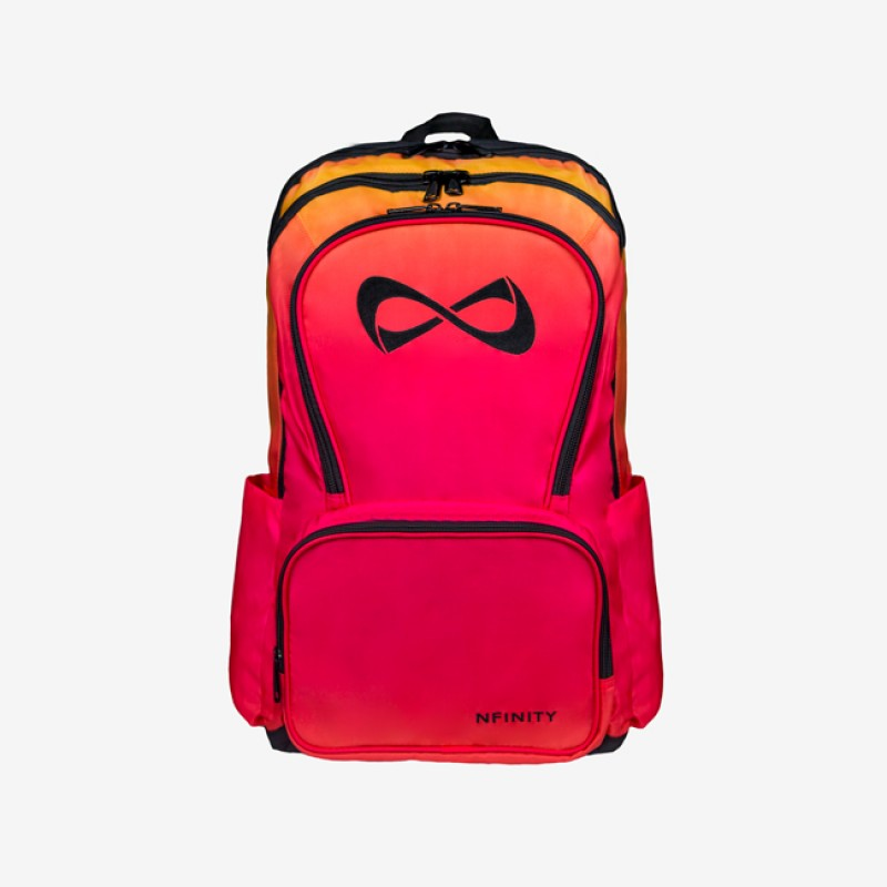 Nfinity Ombre Sunset Backpack
