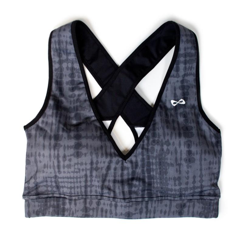 Nfinity Tie-Dye Sports Bra