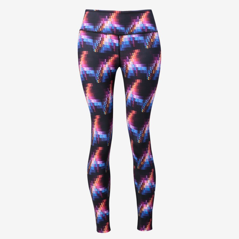 Nfinity Performance Leggings Black/Multi Prism