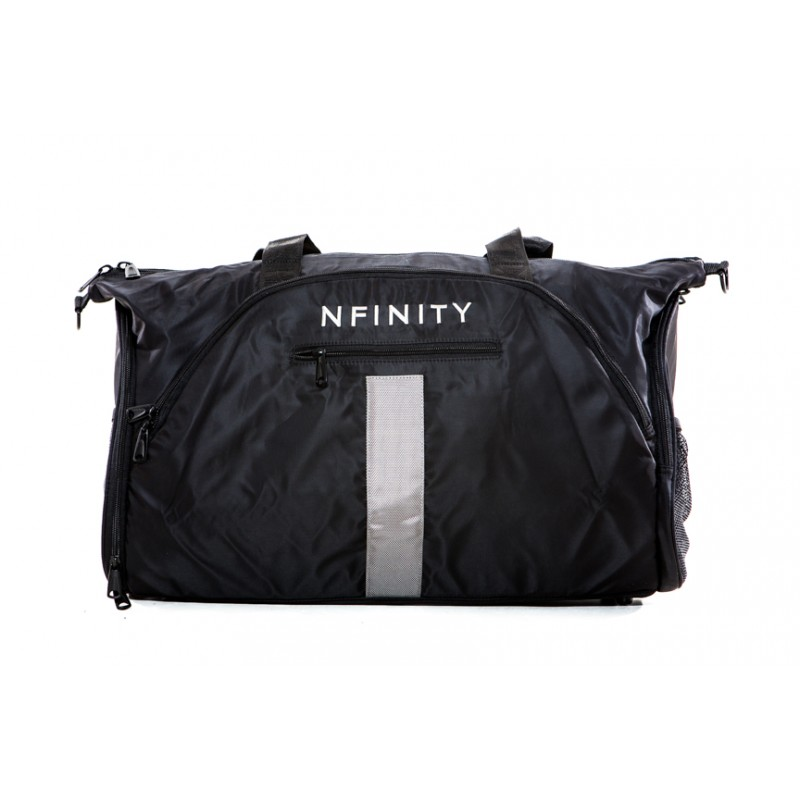 Nfinity Black Duffle Bag