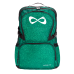 Nfinity Emerald Green Sparkle Backpack