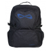 Nfinity Black Sparkle Backpack (Logo Options)