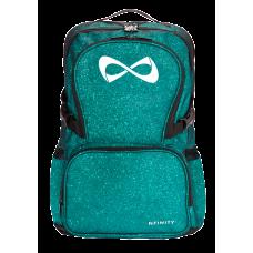 Nfinity Teal Sparkle Backpack