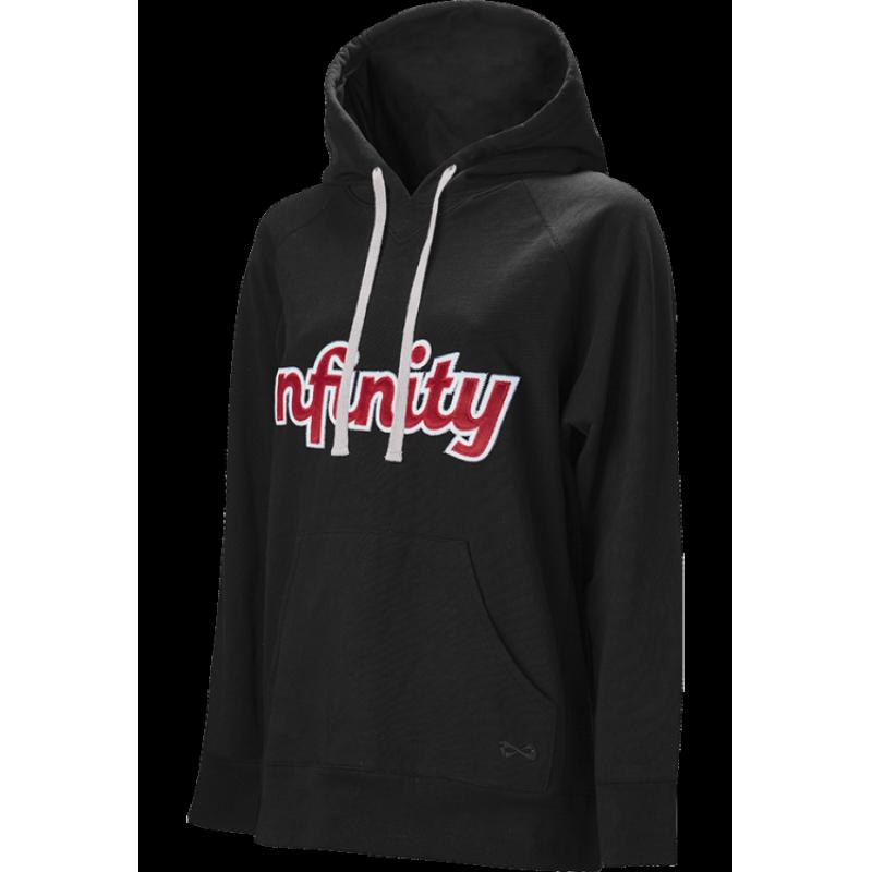 Nfinity Red Logo Boyfriend Hoodie