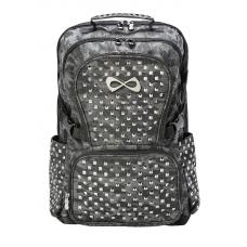 Nfinity Studded Camo Backpack