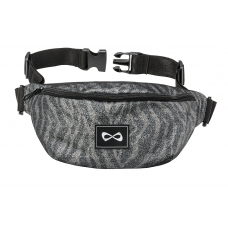 Nfinity Bum Bag Zebra Sparkle