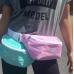Nfinity Bum Bag Teal Princess