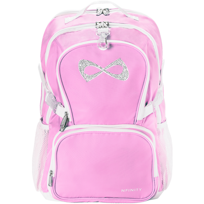 Nfinity Pink Princess Backpack