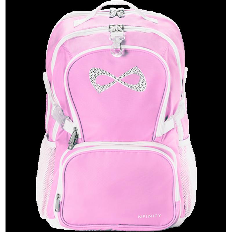 Nfinity Pink Princess Backpack