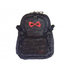 Nfinity Camo Rhinestone Backpack
