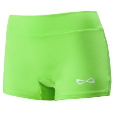 Nfinity Lime Green Shorts