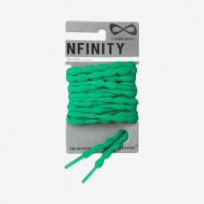 Green Nfinity Bubble Laces