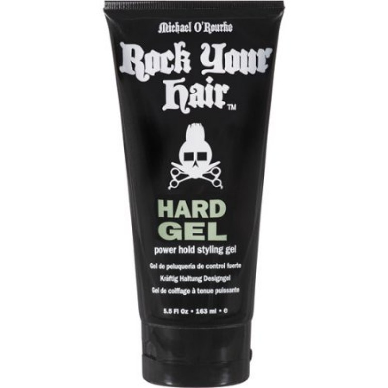 HARD GEL Power Holding Styling Gel