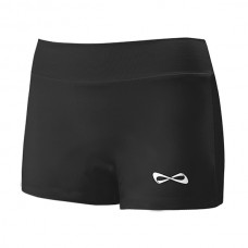 Nfinity Black Shorts